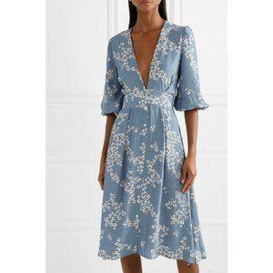 Faithfull the Brand Chloe Dress S Anthropogie boho